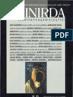 Ahmet Bozkurt, Örtülü Bedenin Aporia'ları, Sınırda, Eylül 2007, sayı 8-9