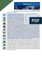 Africa Markets Watch - October 2008