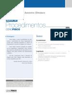 Manual de Procedimentos CENOFISCO