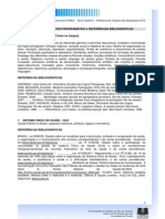 ANEXO III CONTEÚDO PROGRAMÁTICO E REFERÊNCIAS BIBLIOGRÁFICAS - Nível Superior