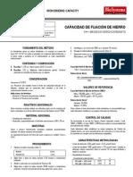 TÉCNICA DE CAPACIDAD DE FIJACIÓN DE HIERRO EN SANGRE