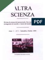Altra Scienza - Rivista Free Energy N 02 - Nikola Tesla