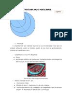 Estruturas Dos Materiais