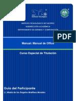 Manual Office 2010