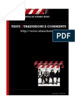 U2 - How to Dismantle an Atomic Bomb Traduzione