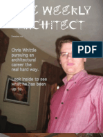Weekly Architect Dec 2011
