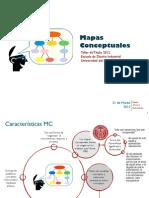 Uso de mapas Conceptuales / Cmaptools