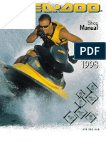 1998 Sea-Doo Service Manual(2)