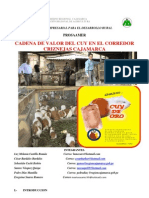 Cadena Cuy Corredor Crisnejas Cajamarca