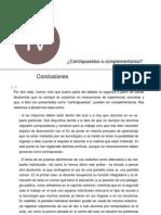 Dussel-Conclusiones 2 Contrapuestos o Complementarios