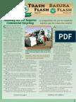 Harrison Fillmore Spring 2012 Commercial Trash Flash Newsletter
