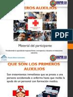 Primeros Auxilios participante