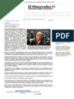 10-03-12  La Secretaría de la Función Pública sólo ha solapado ineficiencia y corrupción