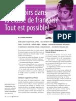 Article - Les Devoirs