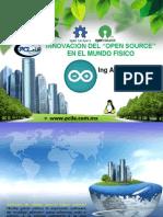 Innovacion Del Open Source en El Mundo Fisico