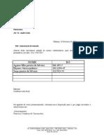 Autorização de entrada feriado flextronics