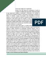 COMANDOS BÁSICOS DE DIBUJO Y EDICIÓN