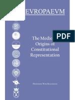 Medieval Constitutional Representation