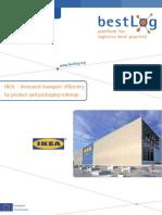 BestLog Best Practice Ikea Transport Efficiency Redesign