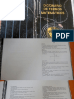 Dicionário de Termos Matemáticos (PARTE 1)