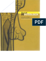 Manual de Osteología