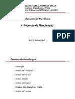 5 Técnicas de Manutenção END_2011_1