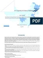 China Builders Carpentry Joinery Industry Profile Isic2022