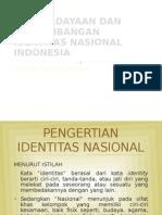 an Dan Pemberdayaan Identitas Nasional Indonesia