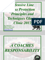 Glazier Clinic 2012 Pass Power Point Ken Wilmesherr Grossmont College