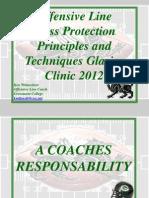 Glazier Clinic 2012 Pass Power Point Ken Wilmesherr Grossmont College