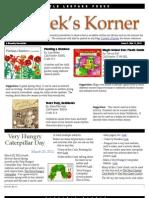 Kordek Korner Mar 11, 2012