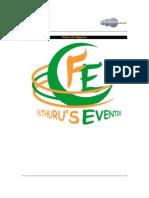 Plano de Negócios - Futhurus Eventos
