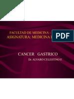06 Cancer Gastrico Dr.celestino 09-06-11