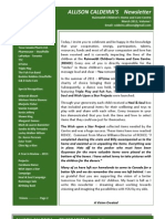 Celebrations Newsletter - Volume I March 2012 Final