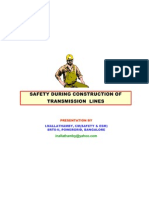 Safety During Tl_const