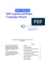 Capital & Major Campaigns,Greater New Haven 2011 Report