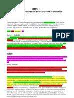 Tdcs Basic Info