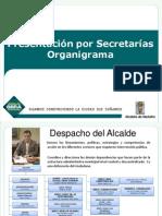 PRESENTACION SECRETARIAS SALAZAR