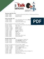 ACSDD Spring Conference - Let's Talk Appliances