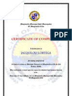 Certificate of completion and acceptance sample gallery certificate of completion and acceptance sample choice image sample certificate of acceptance for ojt images certificate yadclub Images