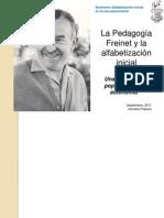 La pedagogía Freinet y la alfabetización inicial 2011