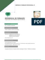 Referencial IEFP - Cabeleireiro