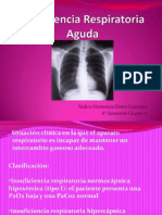 Clase Asignada- Insuficiencia Respiratoria Aguda