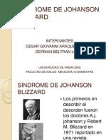 Sindrome de Johanson Blizzard