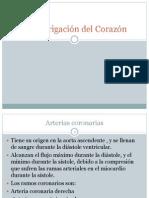 1.5.1 Irrigacion Del Corazon