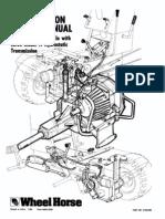 Eaton-11  Wheel Horse Automatic Transmission Service Manual