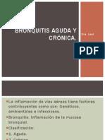 Bronquitis Aguda y Crónica7