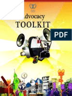 Advocacy Toolkit Book
