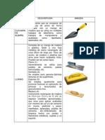 herramientas menores