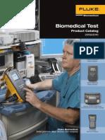 Bio Medical Test Catalog 2009-2010